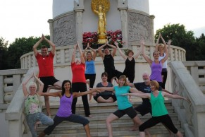 Outdoor Yoga Milton Keynes